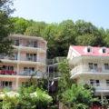 Гостиница «Пальмира» в Туапсе