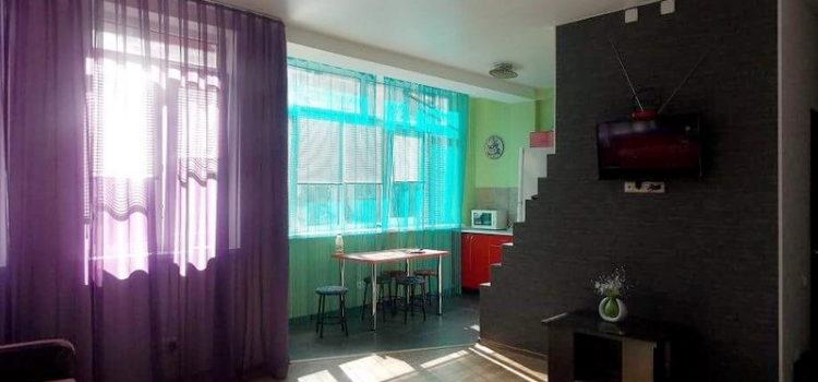 Квартира-студия в Туапсе