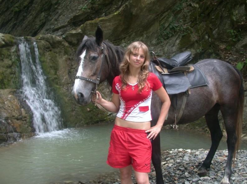 Конные прогулки в Туапсе