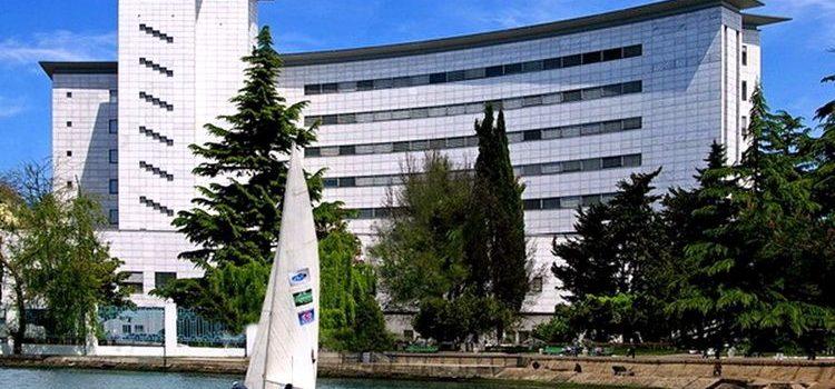 Гостиничный комплекс «Каравелла» в Туапсе