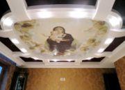 Натяжные потолки от фирмы «Эталон»