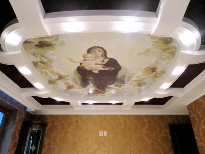 Натяжные потолки от фирмы «Эталон» в Туапсе