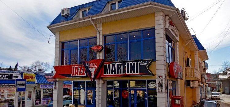 Суши-бар «Djazz Martini» в Туапсе